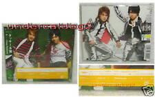 Tackey & Tsubasa X:Dame Crazy Rainbow Japan Ltd CD+Card