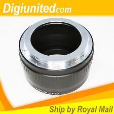 Tamron Adaptall 2 AD2 lens to Sony E mount NEX adapter NEX-7 A7 A7R A6000 A5100