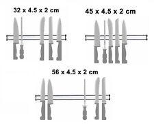 KNIFE RACK MAGNETIC STORAGE RACK STRIP HOLDER KITCHEN UTENSIL WALL MOUNTED
