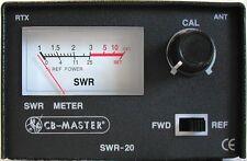 MINI TOS TOSMETRE TOS-METRE METAL CB 26-28Mhz 50 Ohm 100W + CORDON PL/PL 50cm