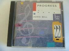 PROGRESS JON BELL RARE LIBRARY SOUNDS Themes International Music CD