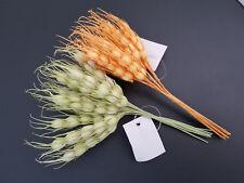 12 spighe di grano fiorellini FIORI artificiali bomboniere confetti decorazioni