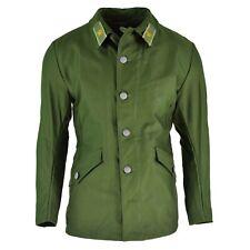 Original Swedish army M59 jacket green military field combat uniform