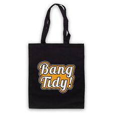 BANG TIDY FUNNY SEXY SLOGAN CUTE COOL FASHIONABLE SHOULDER TOTE SHOP BAG