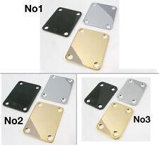 Guitar neck joint plaques NP1, 2,3