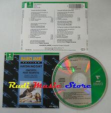 CD MAURICE ANDRE haydn mozart concertos pour trompette GERMANY NO(Xs6) lp mc vhs