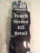 Men's Touch Screen Windbreak Gloves $25 Retail City Sports Texting