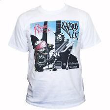 Chaos U.K. Punk Rock T-shirt Varukers Discharge Anti-Flag Top SIZES S M L XL XXL