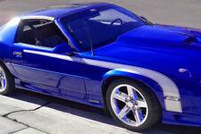 """1982-1992 Chevy Camaro  """"Hockey  Stick""""  Style  Side Stripes kit LS"""