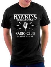Stranger Things Radio Club T-shirt