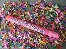 Party Popper XXL Karneval Silvester Konfetti-Shooter 48 cm Knaller  1/4/8/12/16
