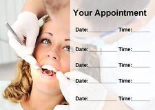 Orthodontist DENTISTA CHIRURGIA pratica odontoiatrica personalizzata nomina CARDS