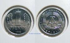 DDR 1 Pfennig EXPORT 1979-1990 *** Jahr und Erhaltung zur Auswahl