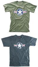 Rothco 66300  Vintage Military Army Air Corps Short Sleeve T-Shirt