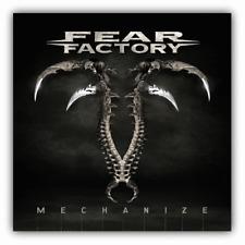 Fear Factory Mechanize Music Car Bumper Sticker Decal - 3'' or 5''