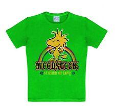 Woodstock (Peanuts) BABY-T-shirt verde di LOGOSHIRT