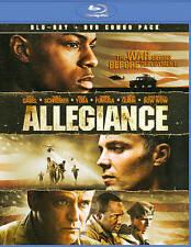 NEW ALLEGIANCE  Blu-ray DVD combo pack Malik Yoba Bow Wow Aidan Quinn Seth Gabel