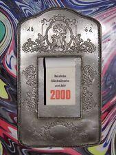 17.Geburtstag (2x) original Kalenderblatt SEPT.- DEZ. 2000 Geschenk Hochzeitstag