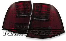 Coppia Fari Fanali Posteriori Tuning LED Mercedes ML (w163) MB 1998-2005 Fumè