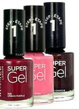 Rimmel nail polishes Super gel Various Shades