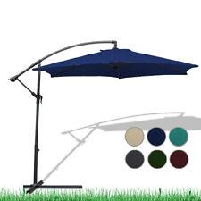 3m Sonnenschirm Garten Schirm Marktschirm Gartenschirm Ampelschirm Balkonschirm