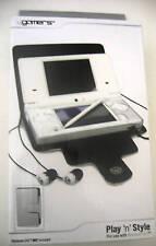 4gamers Nintendo DSi Lote - Funda, Auriculares, Lápiz óptico