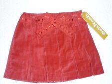 Girl's Holiday Oshkosh Plaid Wrap Around Skirt NWT $28
