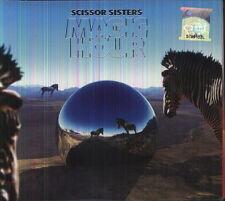 MAGIC HOUR [AUDIO CD] SCISSOR SISTERS (NEW DVD)
