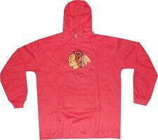 Chicago Blackhawks Reebok Faded Logo Hooded Sweatshirt Clearance $50 New Tags