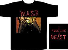 W.A.S.P. - I bordeI Like a Beast T-Shirt