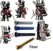 Titan m4 Avid plaquette de frein d'arrêt vis brakepad safty Bolt xx x0 Elixir 7 9 code
