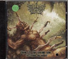 STILLNESS' BLADE - break of the second seal CD
