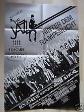 ALL THAT JAZZ - Bob Fosse - Roy Scheider - Filmplakat A1