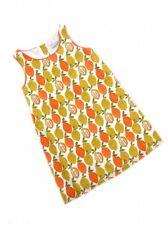 Summer Next Girls Oranges/lemons print sleeveless shift dress Ages 2-3 3-4 Yrs