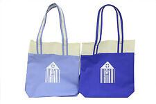 Beach Hut Design Carrier / Shopping / Shoulder Bag - 2 Colours