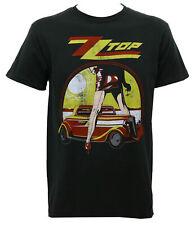 Authentic ZZ TOP Legs Slim-Fit T-Shirt Black S M L XL 2XL NEW