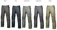 Upower Pantalone da Lavoro 4 stagioni 300 gr/m² ergonomico multitasche FREE