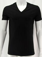 DG Dolce&Gabbana T-shirt homme ,bordeaux,bleu,noir,col.V M31087 OMD26,S,M,L,XL
