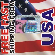 1 Maxell 337 SR416SW SR416 SILVER OXIDE watch battery