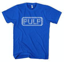 Pulpa de los 90, Indie Pop Unisex T Shirt Todos Los Tamaños Colores
