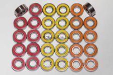 RCB ABEC5 Coloured Seal Bearings For Tamiya Chassis TT01 TT01e TT02 TT02b