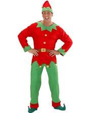Costume Elfo Uomo Aiutante Babbo Natale PS 25839