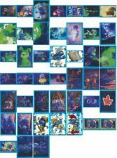 Blue Ocean-Die Schlümpfe das verlorene Dorf-Sammelsticker 136 bis 180 aussuchen