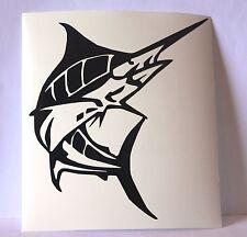 adesivo Pesce Spada auto moto sticker decal vynil vinile fish swordfish pesca