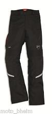 DUCATI Pantalones Textiles TOUR V2 Tex Manguera Pantalones moto negro NUEVO