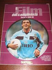 GUERIN SPORTIVO=IL FILM DEL CAMPIONATO=1998/99 GIORNATA 15+16+17 MANCINI COVER