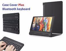 COVER CUSTODIA SLIM Più Tastiera Bluetooth per Lenovo Yoga Tab 3 PLUS yt3-x703f