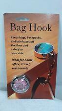 Bag Hook Colors Purse Hooks Crystal Folding Handbag Hanger Holder Holds 15 lb