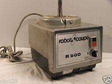 Robot Coupe Model R500 Food Processor Motor Base