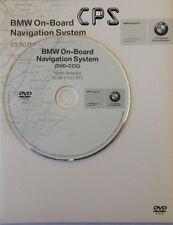 Genuine OEM BMW Navigation Disc DVD CD # 677 Map Update For 2008 X5 3.0si & 4.8i